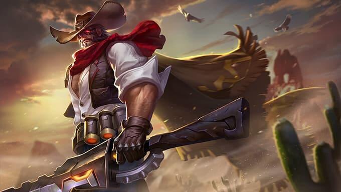 Gunslinger Ryoma