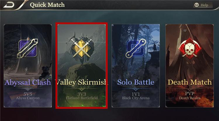 Arena of Valor 3V3 Mode Beginner's Guide - Screenshot 1