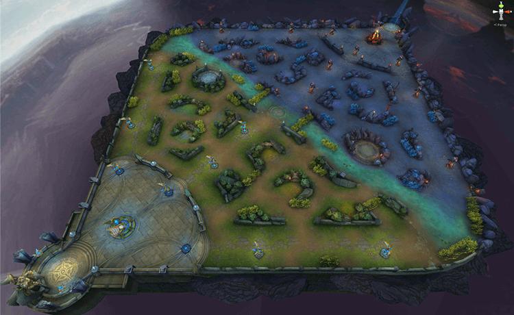 Arena of Valor: 5v5 Mode Beginner's Guide - Screenshot 1