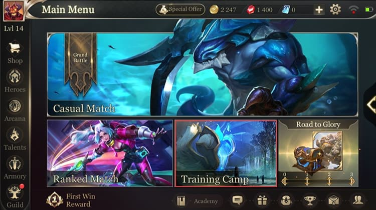 Arena of Valor: How to Quickly Become a Great Master - Screenshot 1