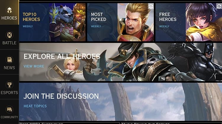 Arena of Valor: How to Quickly Become a Great Master - Screenshot 2