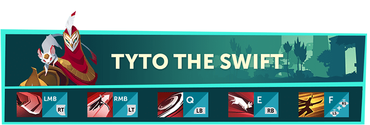 Tyto the Swift