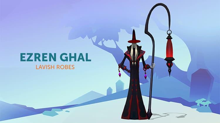 Ezren Ghal Lavish Robes