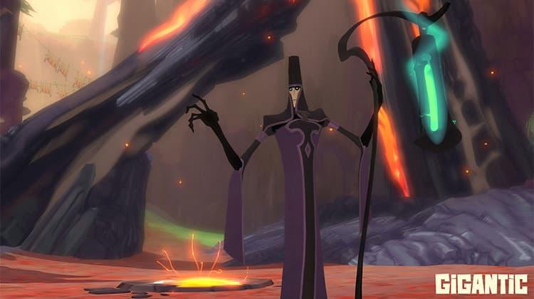 Gigantic new hero Ezren Ghal