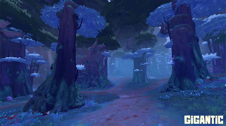 Gigantic new map Ember Grove - Screenshot 2