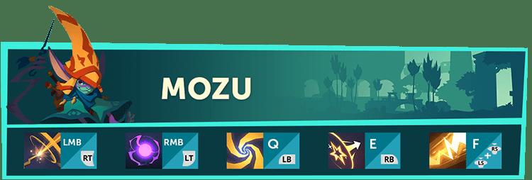 Gigantic October Update Adds New Hero Ezren Ghal 1