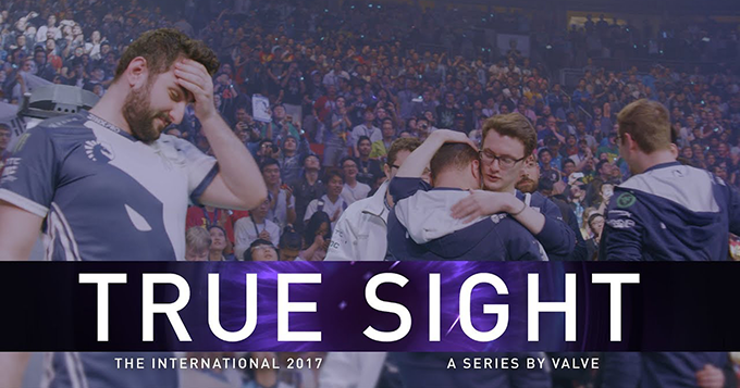 True Sight : The International 2017 Finals 4