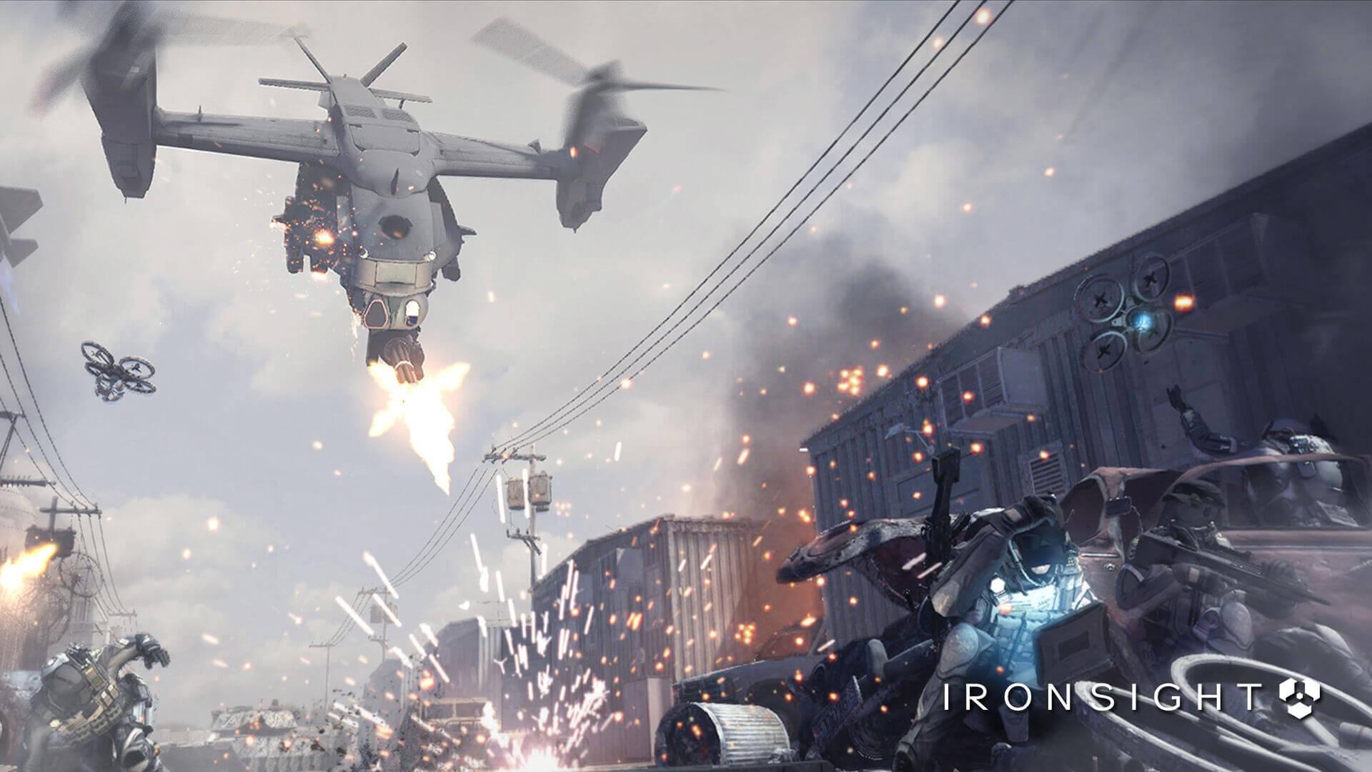 Ironsight Screenshot