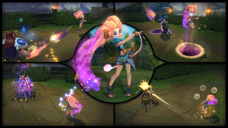League of Legends Zoe Tips and Tricks