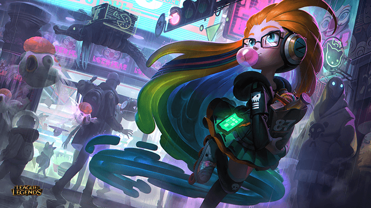 League of Legends reveals new champion Zoe 2