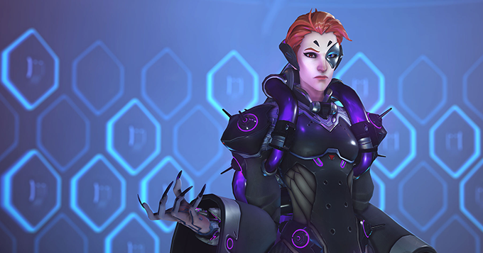 Overwatch announces Moira and Blizzard World 4