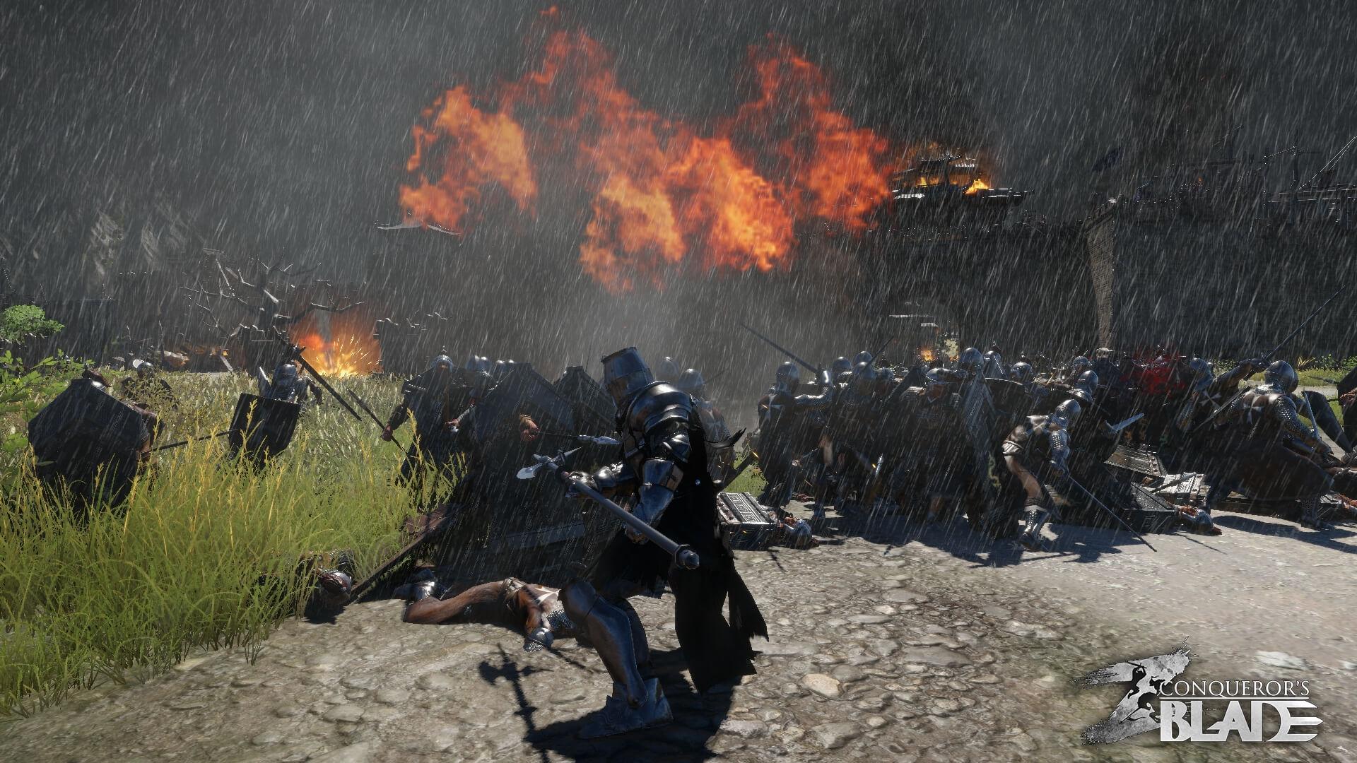 Conqueror's Blade Screenshot 1