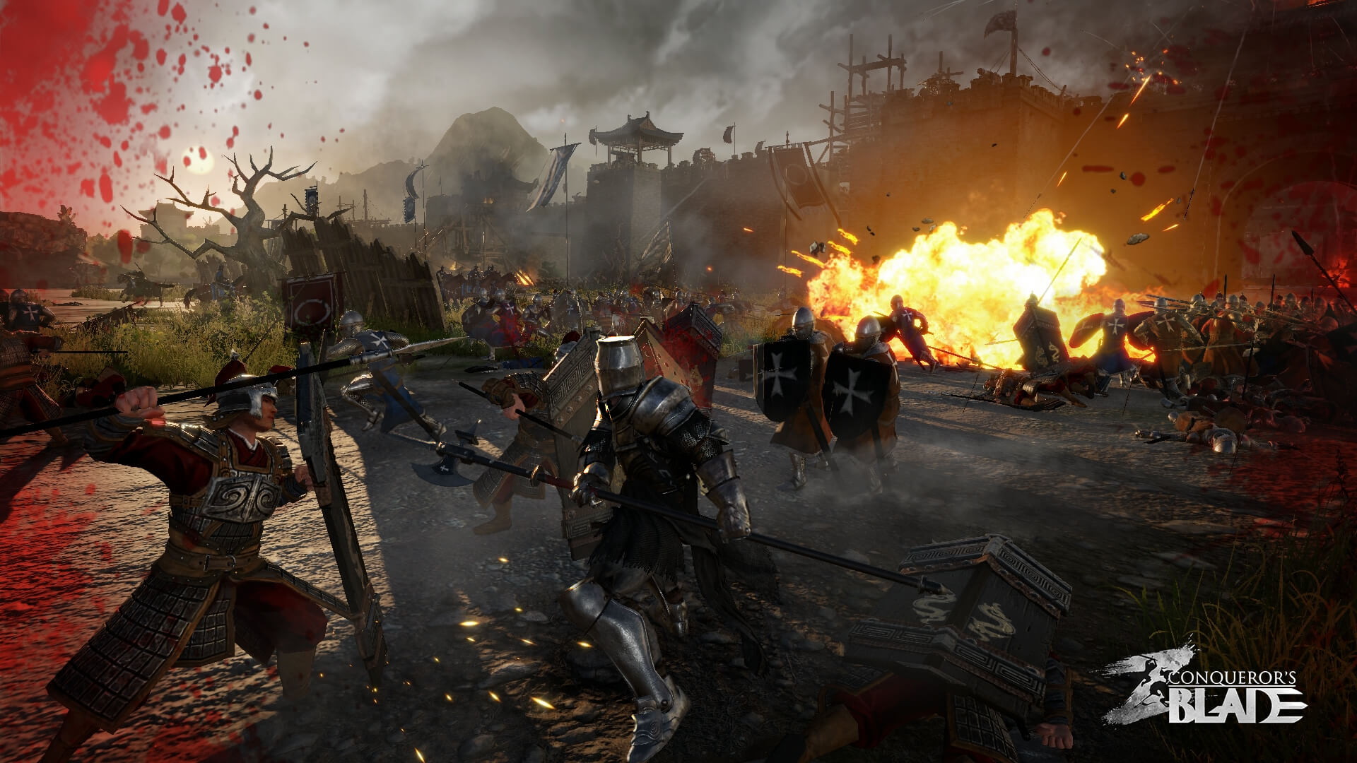 Conqueror's Blade Screenshot 3