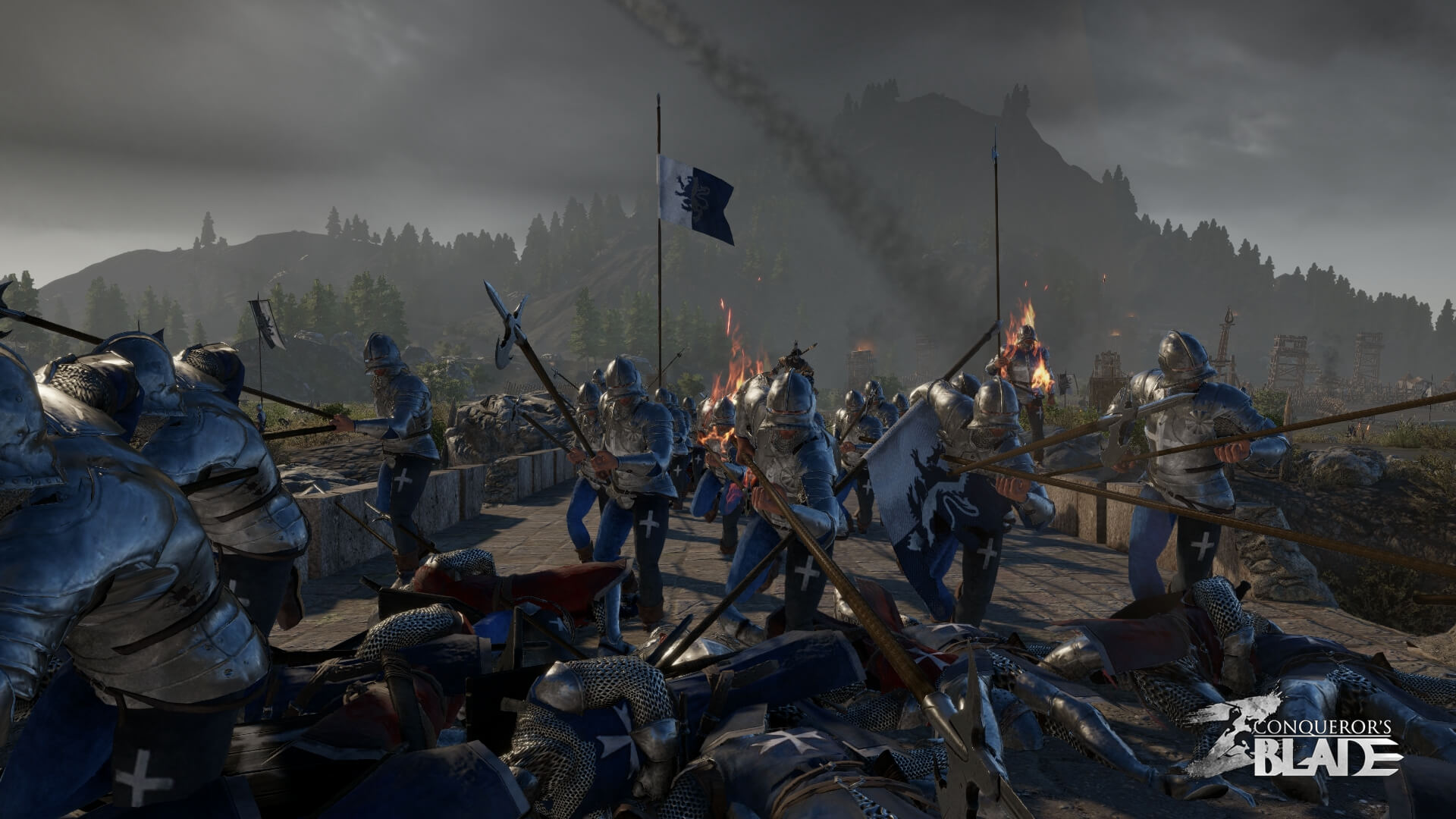 Conqueror's Blade Screenshot 8