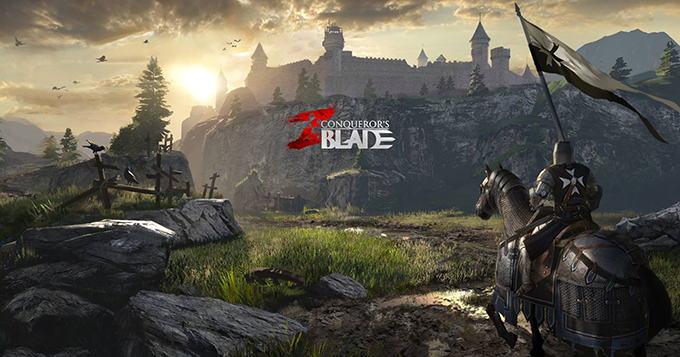 Conqueror's Blade Beta Pre-Registration Opened 4