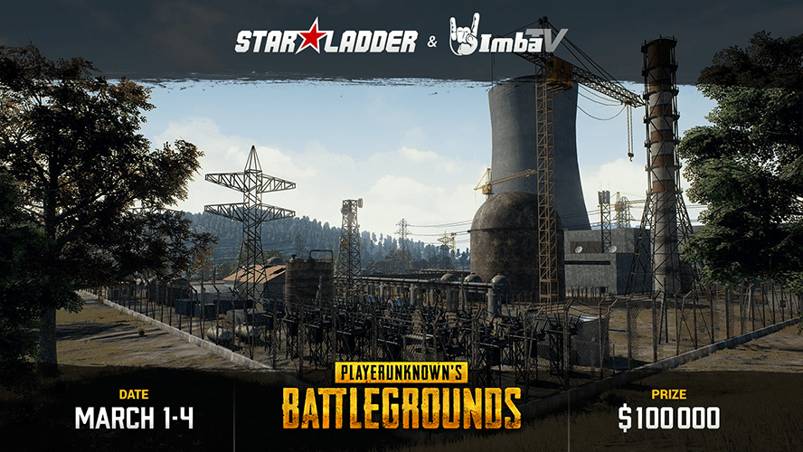 StarSeries i-League PUBG