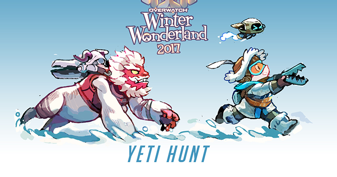 Overwatch Digital Comic: Yeti Hunt 1