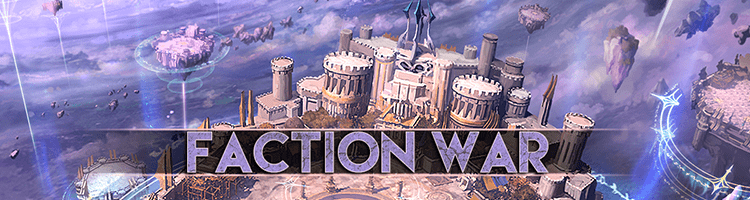 Faction War coming to MU Legend on January 9th