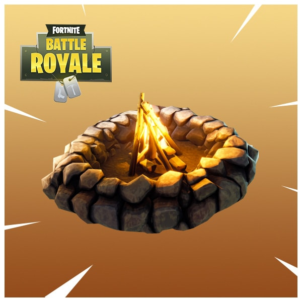 Cozy Campfire Fortnite