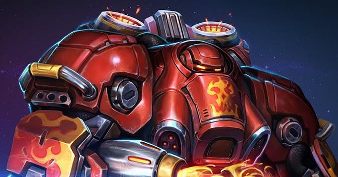 Heroes of the Storm: Blaze Hero Spotlight 3