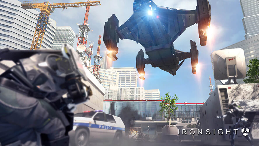 Ironsight Announces Open Beta Date