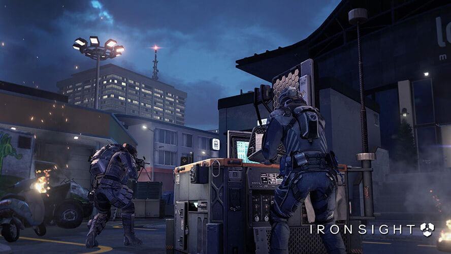 Ironsight Announces Open Beta Date