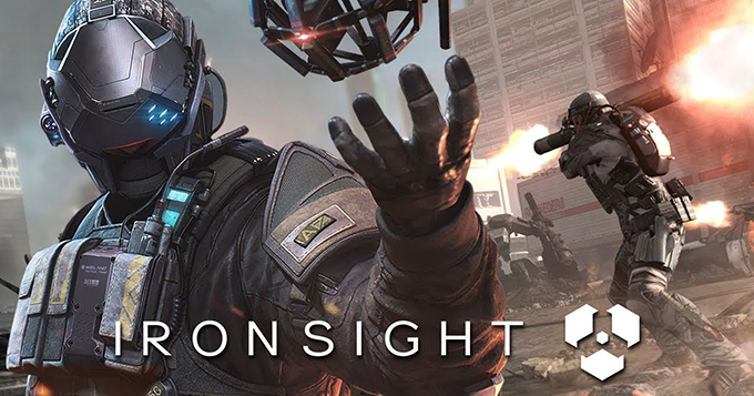Ironsight Announces Open Beta Date 2