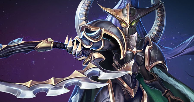 Heroes of the Storm announces new hero Maiev 3