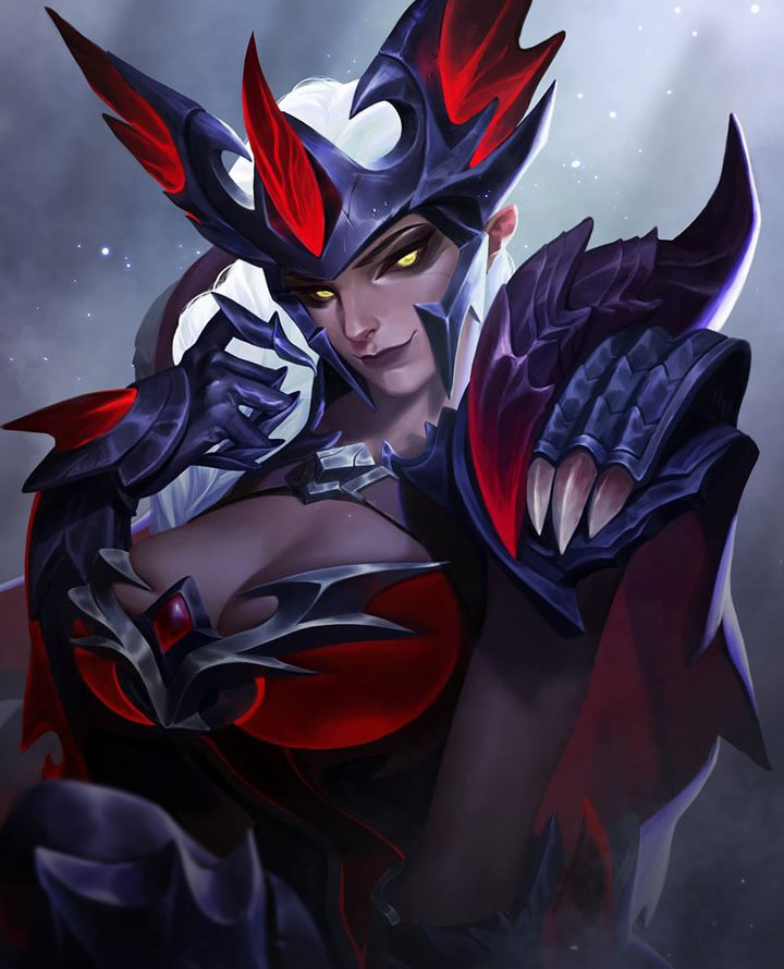 Black Dragon Tyra (Available in the Mystery Box)