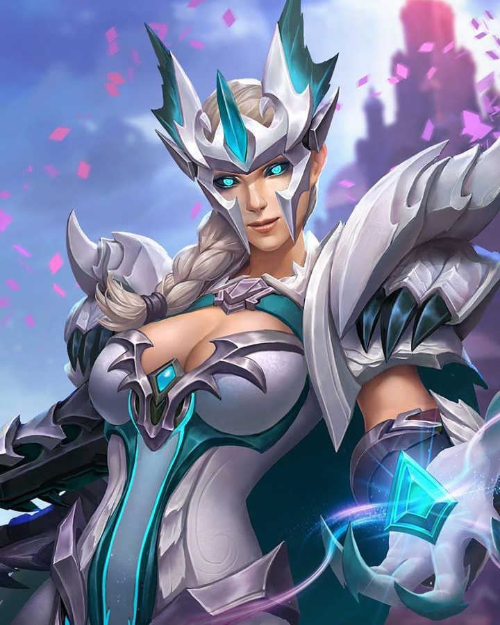 Light Dragon Tyra (Available in the Mystery Box)