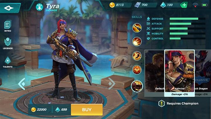 Admiral Tyra