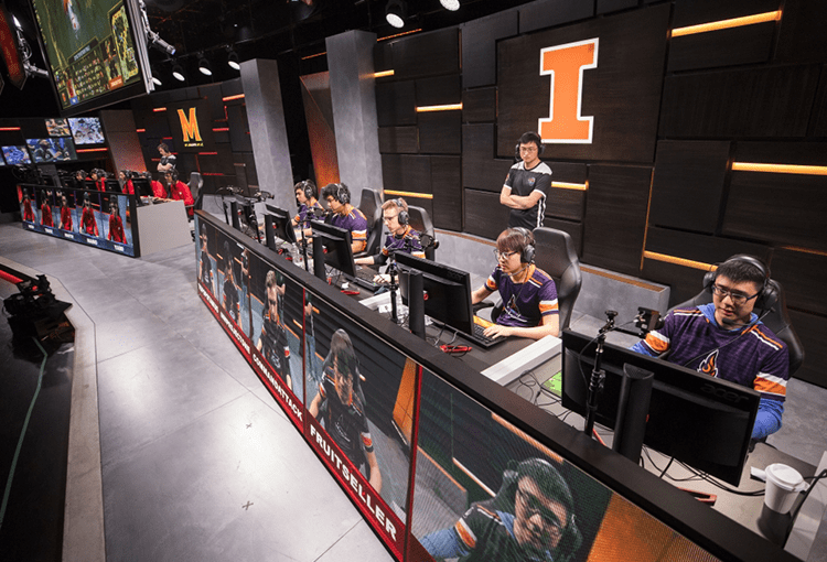 Riot extends partnership with Big Ten Network through 2019