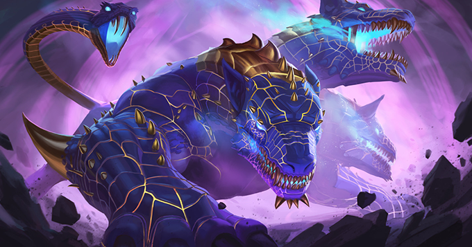 SMITE teases Cerberus, Warden of the Underworld 5