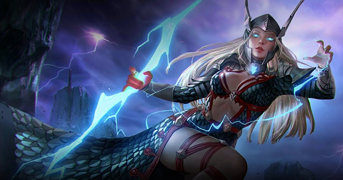Vainglory: Varya Hero Spotlight 1
