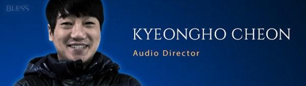 Kyeongho Cheon (Audio Director)