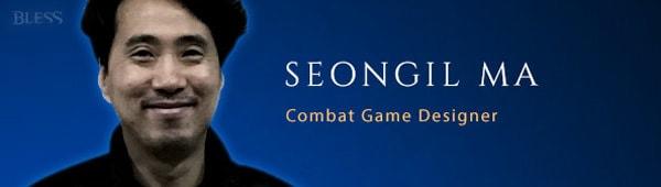 Seongil Ma (Combat Game Designer)