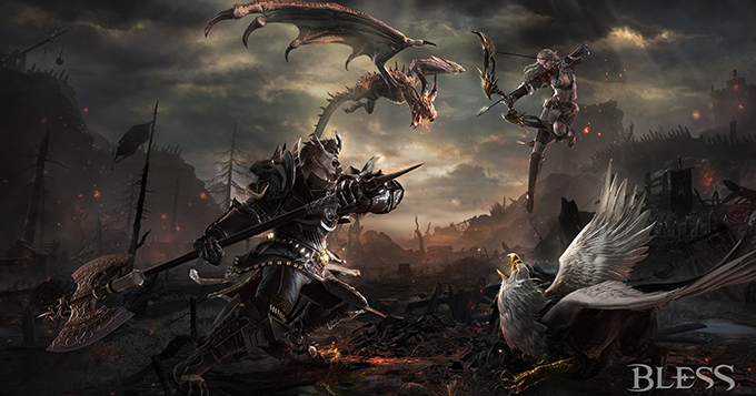 Bless Online Early Access Details Announced! 2