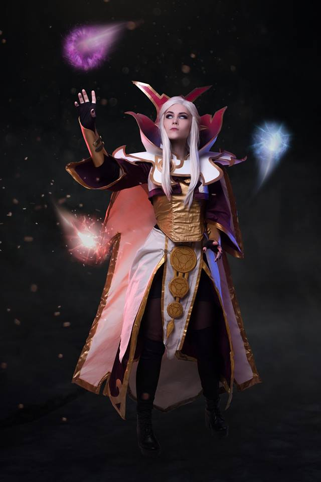 Beautiful Dota 2 Cosplays By Russian Cosplayers Hth Gaming