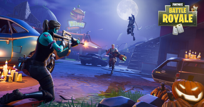 Fortnite Battle Royale announced limited time modes 5