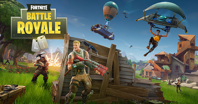 Fortnite is getting a $30 physical edition on Switch courtesy of Warner Bros. 4