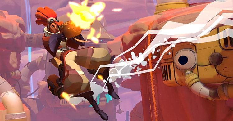 Hero shooter game Gigantic closes on July 31, 2018