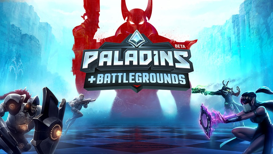 The Paladins: Battlegrounds Alpha is coming in OB66