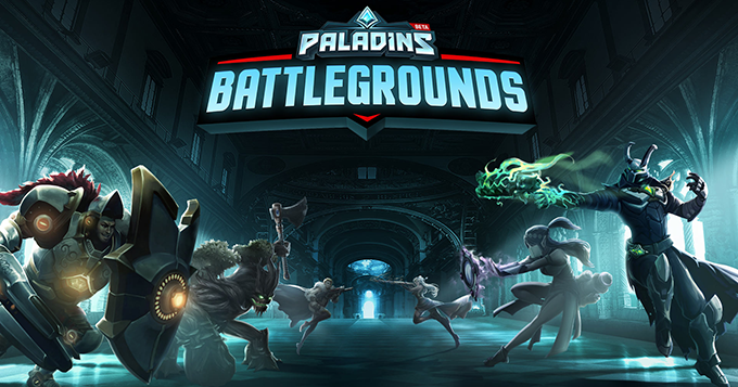 Paladins announces battle royale mode Battlegrounds 4
