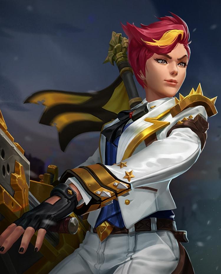 Commander Ash