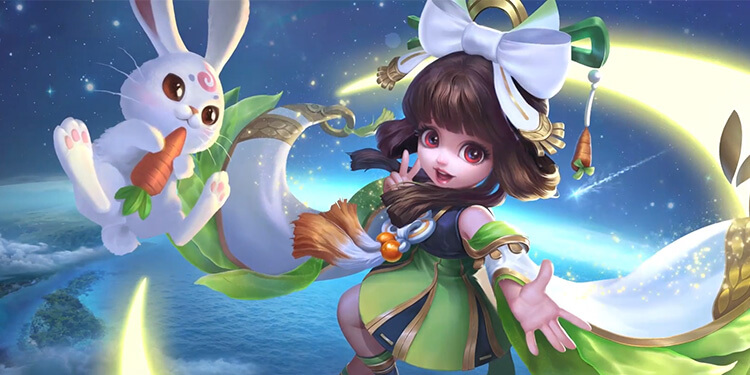 MLBB: Chang'e Hero Spotlight 1