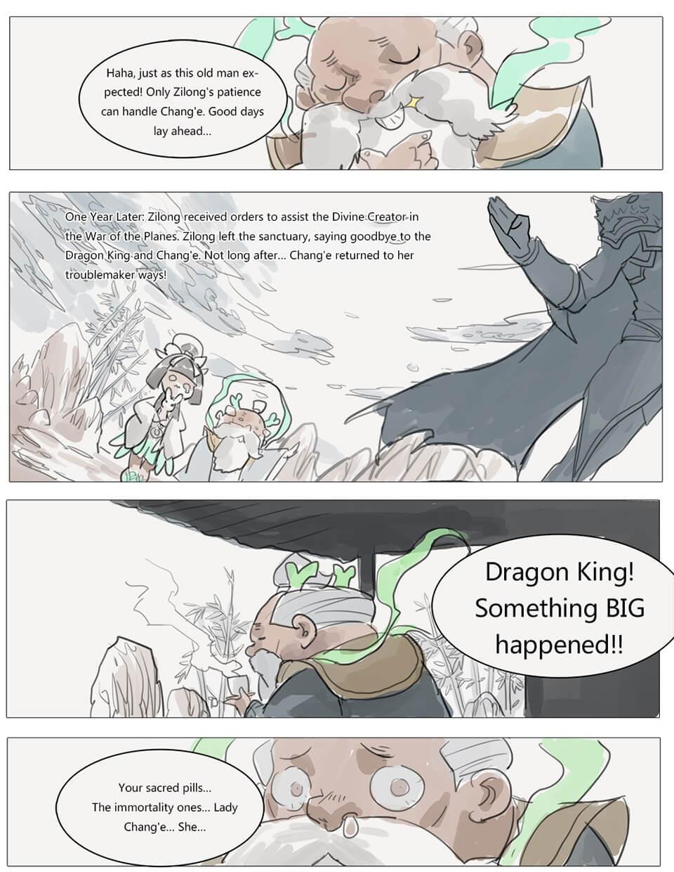 Mobile Legends: Bang Bang: The Origin of Chang'e - Comic page 4