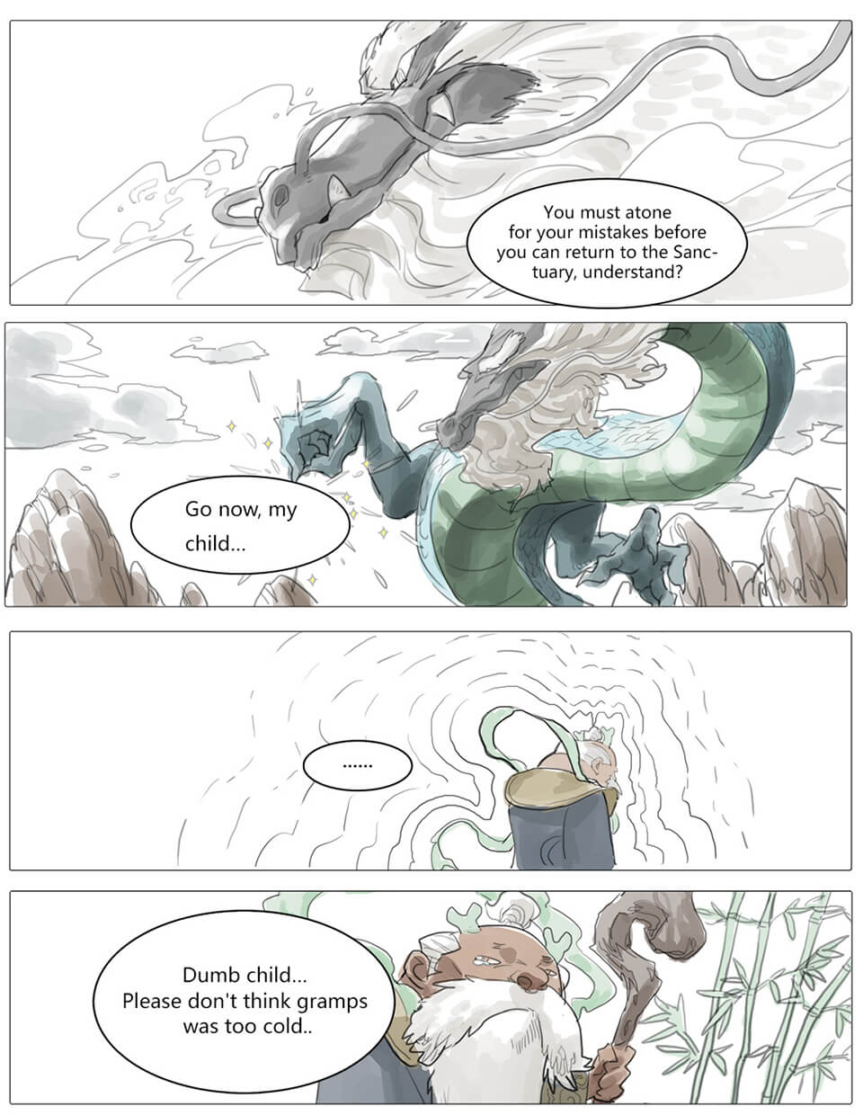 Mobile Legends: Bang Bang: The Origin of Chang'e - Comic page 7