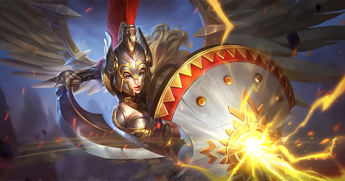 Gladiator Freya is coming to Mobile Legends