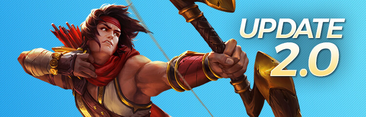 Paladins Strike Update 2.0 Patch Notes