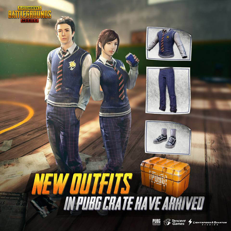PUBG Mobile Youthful School Screenshot 1
